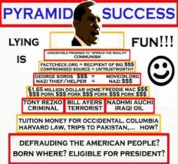obama lying scumbag