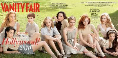 Vanity Fair Hollywood issue - March 2010