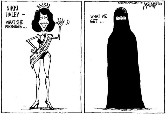 nikki-haley-bikini-burqa-cartoon-robert-ariail